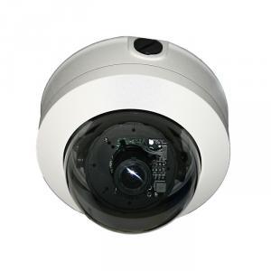 CCTV Camera 4.5 Metal Dome Camera with 2.8-12mm Manual Varifocal Lens CCD CMOS Optional
