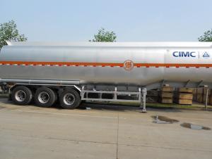 liquid tanker trailer