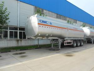 liquid tanker trailer
