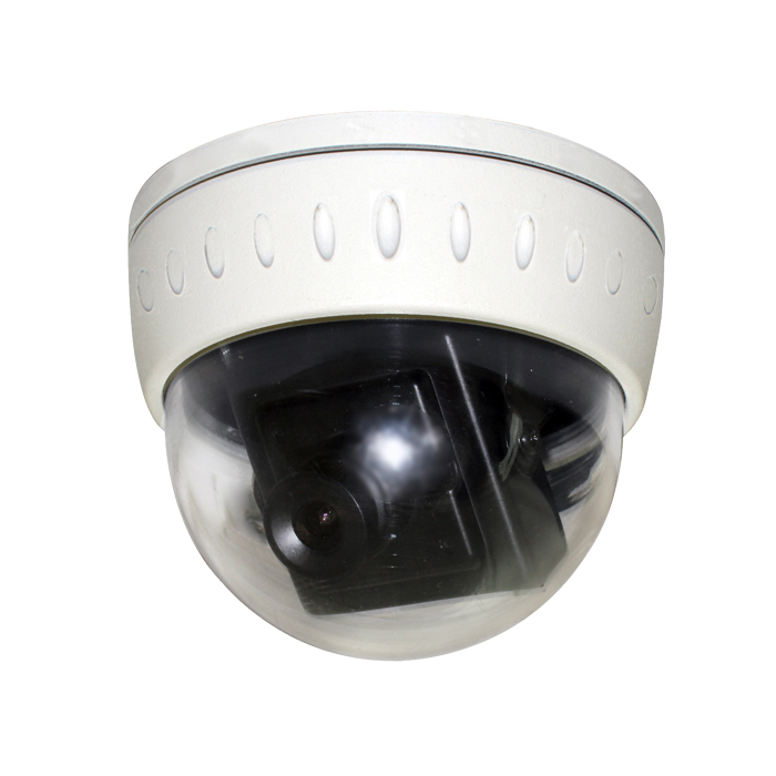 CCTV Camera 1.5 Metal Dome Camera with 3.6mm Lens 420TVL-1000TVL