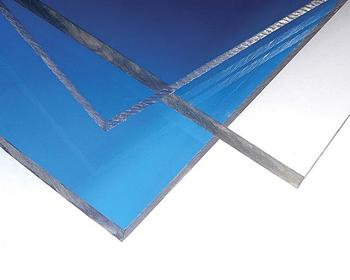 Anti-scratch polycarbonate sheet