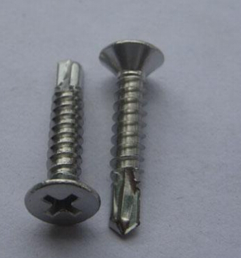 DIN7504 Phil Recessed Countersunk head Self-Drilling Tapping Screws