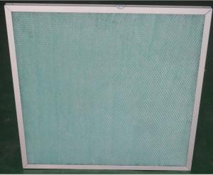 pre efficiency G1-G4  synthetic fiber frame air filter
