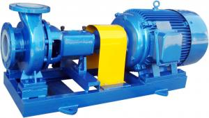 FIH type fluorine alloy pump