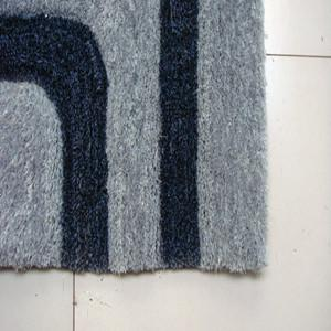 Hand Woven Polyester Shaggy Carpet