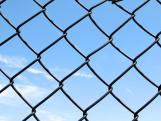 Chain Link Wire Mesh Fence