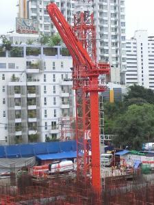 HG34 Concrete Placing Boom