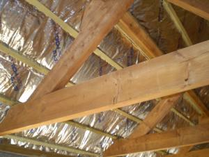ALUMINUM FOIL FOAM INSULATION