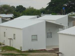 Prefab house E06
