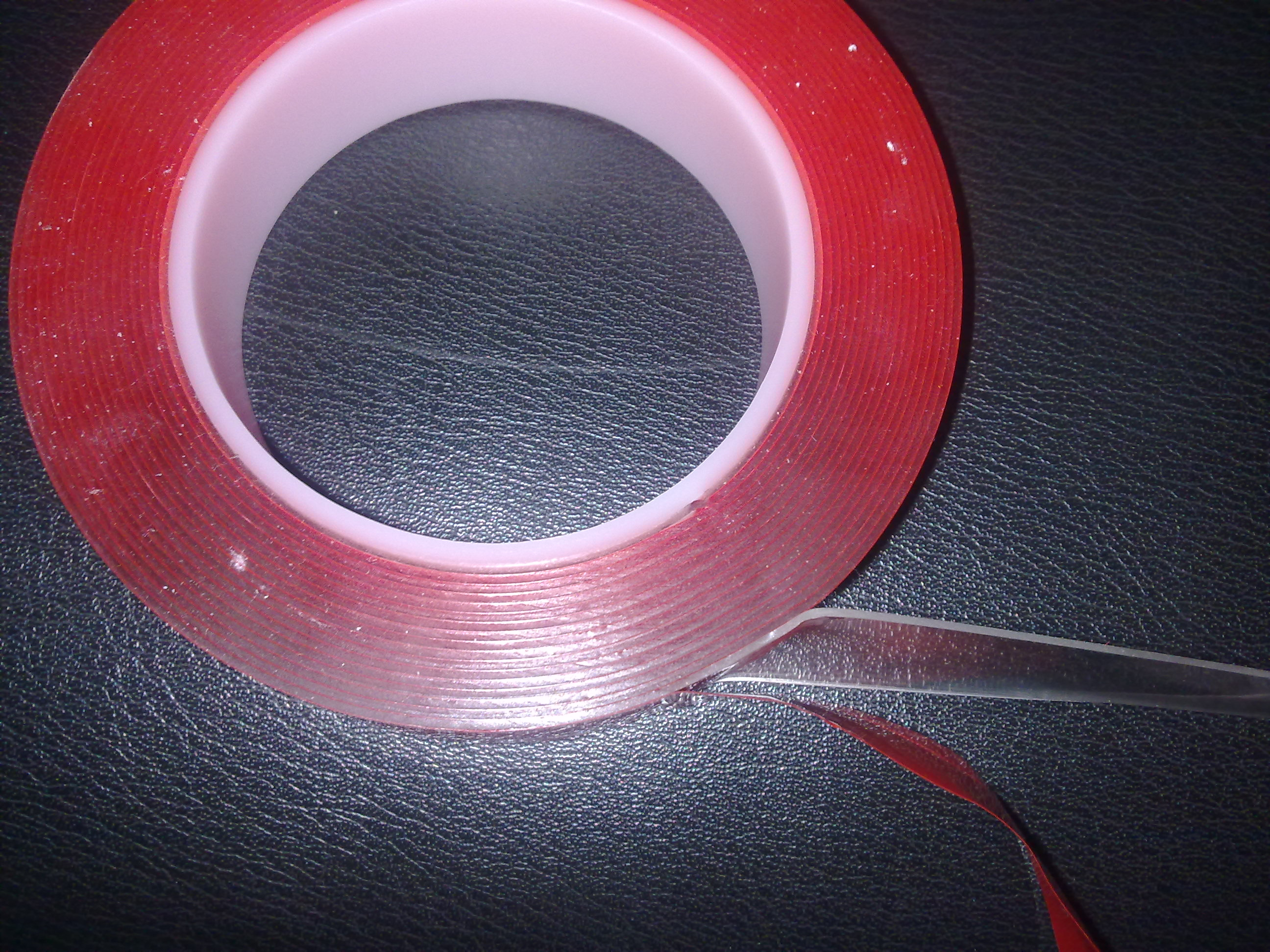 Large supply of foam tape