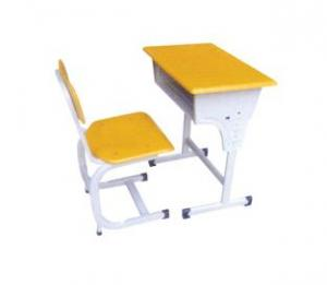 Single Student Desk and chair SDC-03