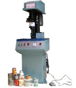 Floor-electric Desktop Cans Sealing Machine