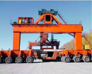 Rubber-tyred Gantry Crane