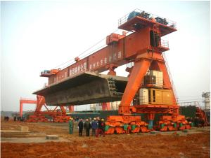 Rail-mounted Gantry Crane