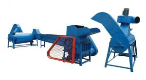 China Manufacture Small Plastic Bottle Crusher Plastic Bottle Crushing Machine