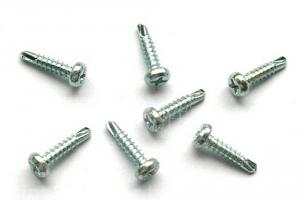 DIN7504 Phil Recessed Pan head Self-Drilling Tapping Screws