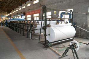 polyester mat base sheet for waterproofing membrane