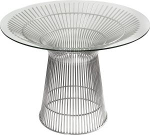JSWMC-16 High Waist Plating Steel Wired Round Table