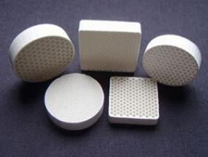 Alumina Ceramic Foam Filter For Metal Foundry
