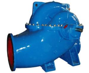 SAP Single-stage double-suction centrifugal pumps