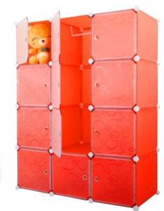 DIY Storage Cube Cabinet Wardrobe