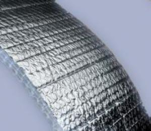 aluminum foil with PET for duct insulation