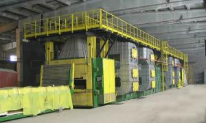 Rockwool production line 30,000 Mton Annaual Capacity