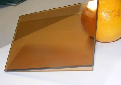 Building Glass Golden Bronze Float Glass 4mm-12mm