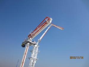 Self-Climbing  Concrete Placing Boom HG28M