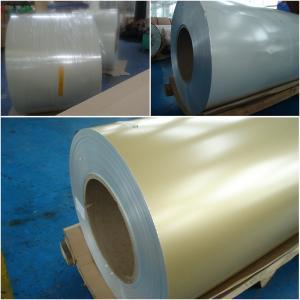 PE prepainted aluminum alloy coil sheet