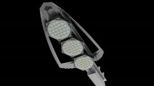 Ninety Watts LED Street Lamp