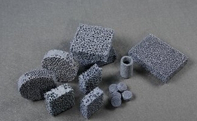 Silicon Carbide Ceramic Foam Filter
