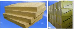 Rock Wool Board for Partion Wall of good Quality