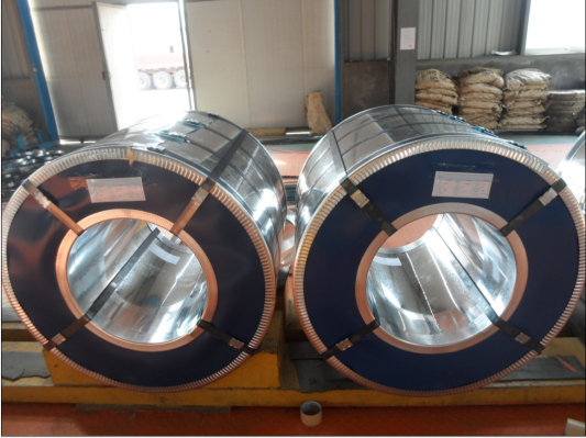 China High Quality Galvanized Steel