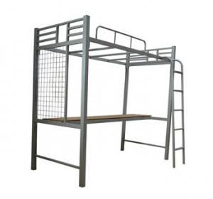 Square Tube Metal Bunk Bed, Fashion Design