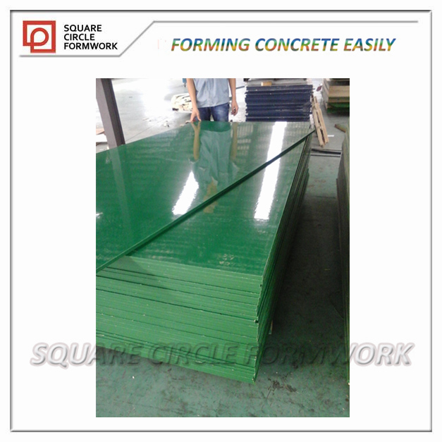 linyi construction timber PP Plastic Plywood for concrete formwork