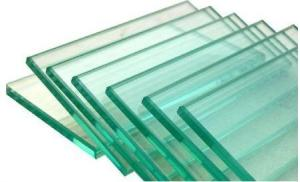 Green Toughened glass6mm