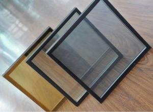 Low-e Glass Double silver LowE glass Solar control