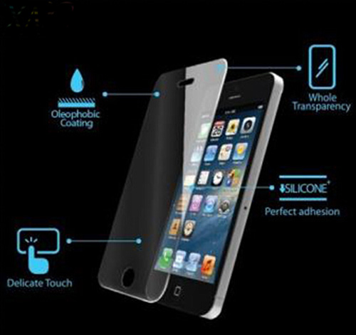 Tempered Glass Screen Protector Film for Apple iphone4 4s Cover Guard