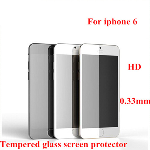 Tempered Glass Screen protector for Iphone 6 Phone Accessory