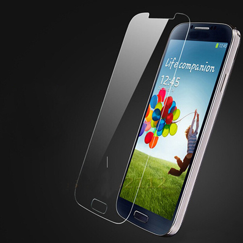 Anti-Shock Screen Protector for Samsung Galaxy s4 Glass Screen Protector