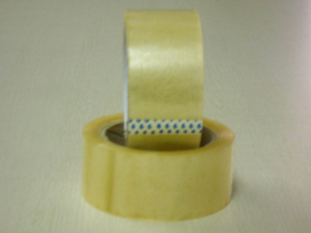 BOPP adhesive packing tape for sealing the carton