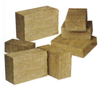 Agricultural rock wool