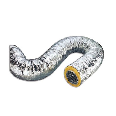 Cheap Price Aluminum Flexible Duct Uninsulated
