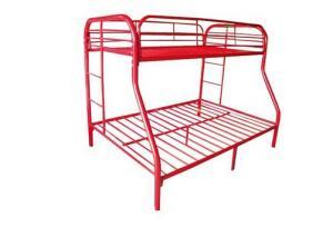 Triple Metal Bed