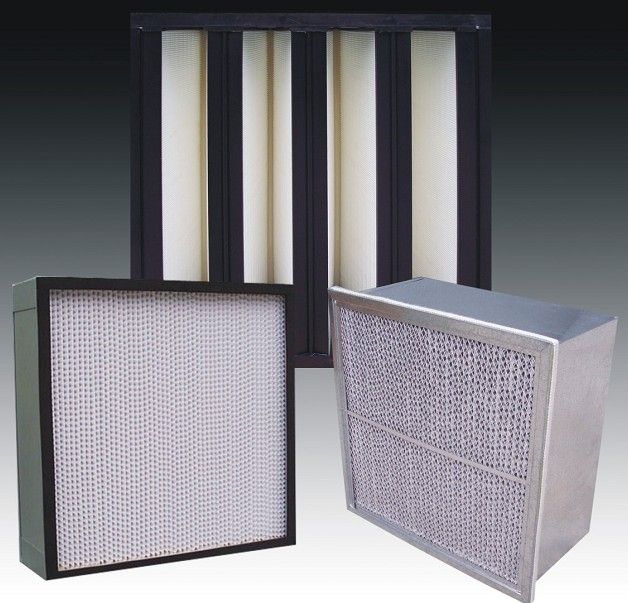 Mini Pleated HEPA Filters