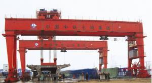 MG450 Rail-mounted Gantry Crane
