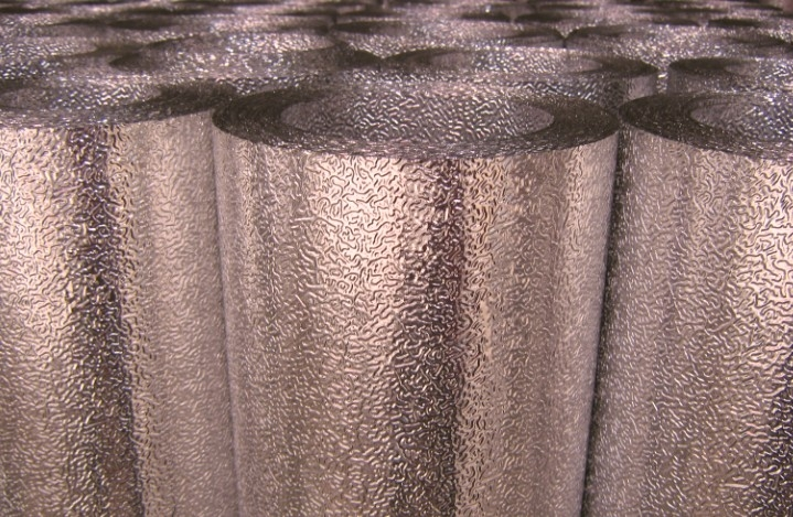 Stucco Embossed Aluminum Coils for Negeria Roofing