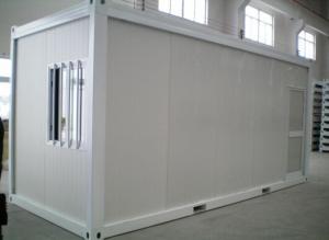 Prefab house C01