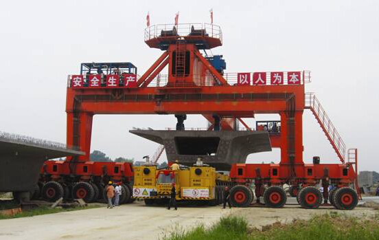 DLT900type Rubber-tyred Gantry Crane